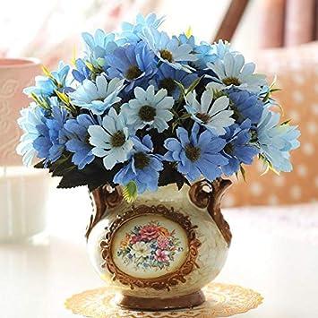 Powzz Ornament Europäischen Stil Simulierte Trockenblumen