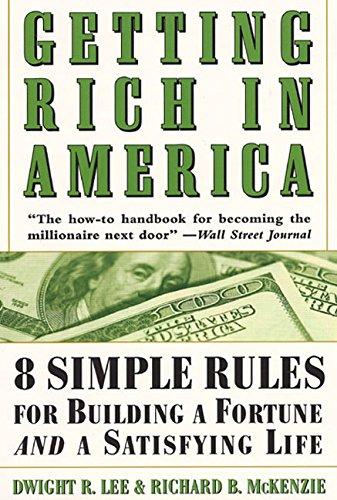 Getting Rich in America pdf epub