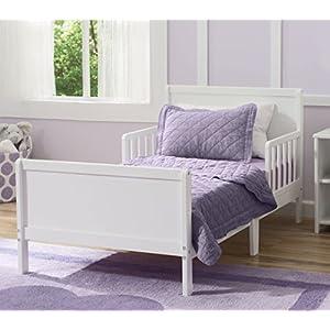 Delta Children Fancy Toddler Bed, Bianca