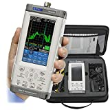TTi PSA6005USC 6GHz Handheld Spectrum Analsyer + SC Kit and U02