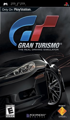 Psp Silver Video Game - Gran Turismo - Sony PSP