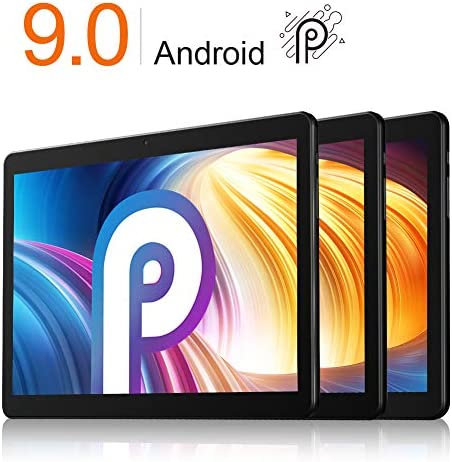 Dragon Touch Max10 Tablet, Android 9.0 Pie, Octa-Core Processor, 10 inch Android Tablets, 32GB Storage, 1200×1920 IPS HD G+G Display, 5G WiFi, USB Type C Port, Metal Body Black 51VraC 2BTSVL