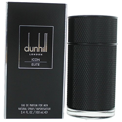 Alfred Dunhill Icon Elite for Men Eau de Parfum Spray, 3.4 Ounce