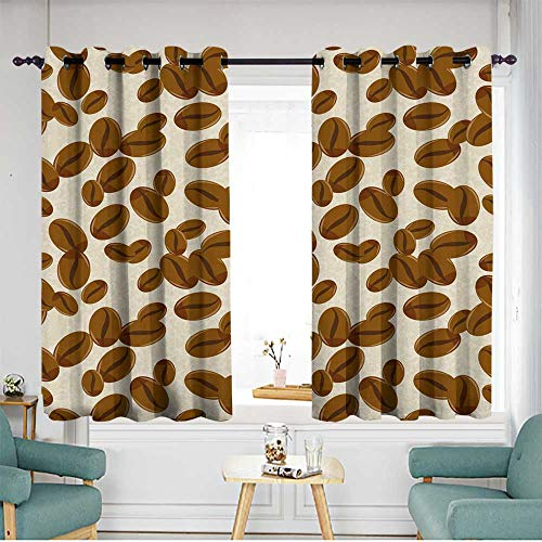 home1love Simple Curtains W 55