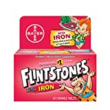 Flintstones Chewable Tablets With Iron 60 Tablets ( Pack of 3) Review