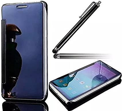 Samsung Galaxy S8 Plus Case, Vandot Clear View Funda con Tapa de ...
