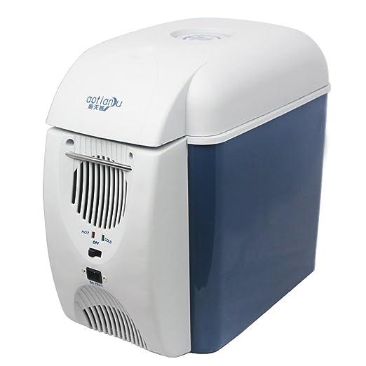 IKUN-JJ 7.5L Mini Refrigerador Refrigerador De Coche Portátil ...
