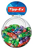 Tipp Ex Bic Tipp-Ex Microtape Twist 879432 Correction Tape Rollers Display 60 Items Plastic