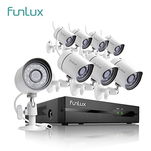 8 ch 720p security camera system - 7