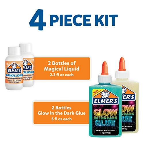 Elmer's Glow-in-The-Dark Slime Kit (2062242) Photo #6