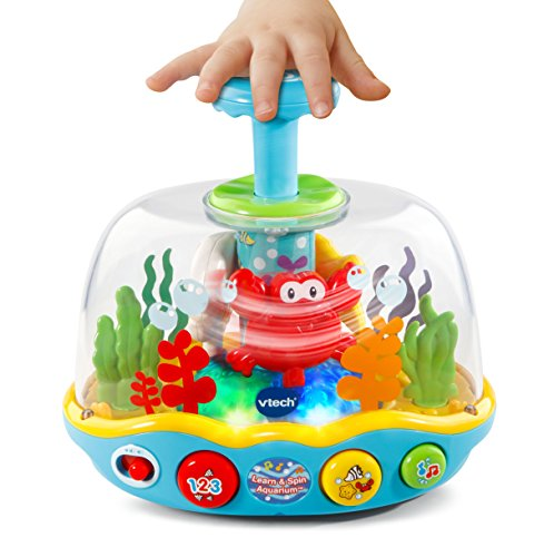 51Vreob1nNL - VTech Learn and Spin Aquarium