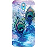 Printland Feather Phone Cover For HTC Desire 526G Plus