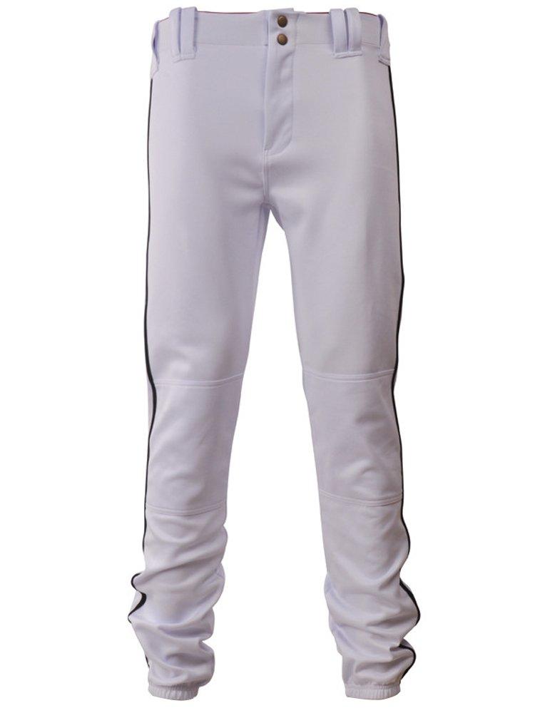 メンズBoys 'ソフトボール野球ゴルフパンツ – ユースサイズXXS – 大人用3 x l # 3030 B07BSFX5P833 (M)