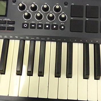 M-AUDIO Teclado controlador MIDI USB AXIOM 25: Amazon.es ...
