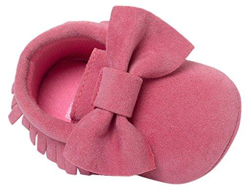 Bebé recién nacido Niñas Niños Premium suave único bebé prewalker infantil Zapatillas zapatos As picture show