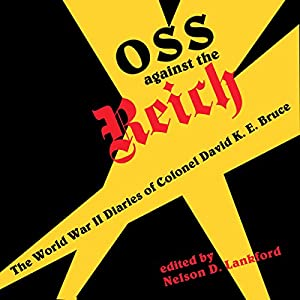 OSS Against the Reich Audiobook