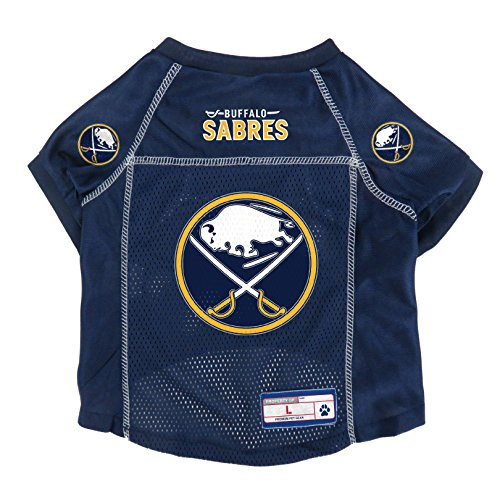 Used, NHL Buffalo Sabres Pet Jersey, Medium for sale  Delivered anywhere in USA