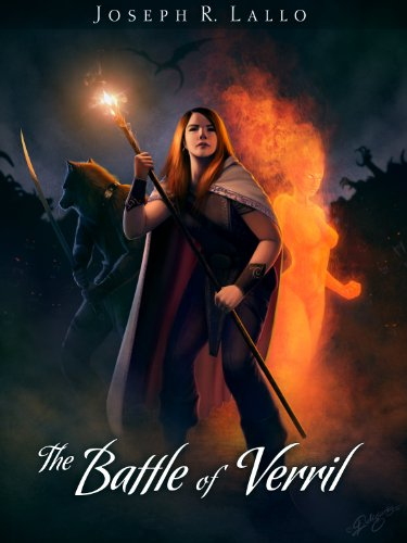 The Battle of Verril (The Book of Deacon Series 3) by [Lallo, Joseph]