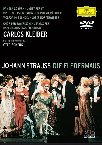 DVD : Pamela Coburn - Die Fledermaus (DVD)