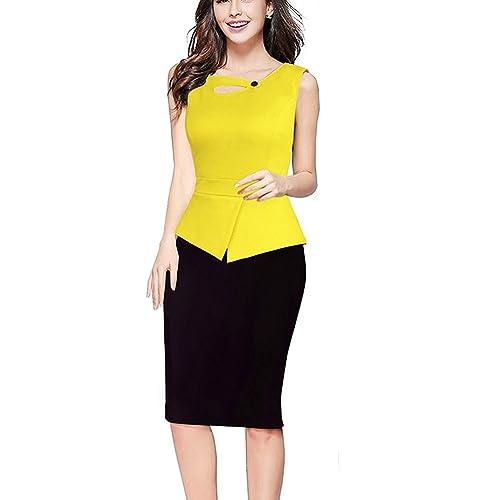 Comeon -  Vestito  - fasciante - Senza maniche  - Donna 20 X-Large