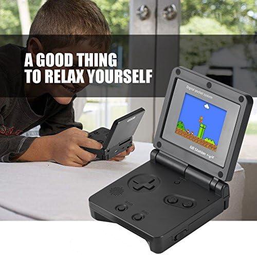 💻 Zerone Console de Jeu Portable, Console de Jeu rétro Portable 8 Bits, Lecteur de Jeux vidéo LCD 200 Jeux Batterie Rechargeable 700mAh   paschersoldes.fr