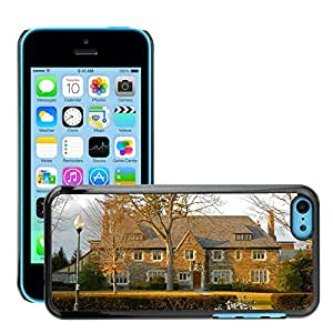 Hot Style Cell Phone PC Hard Case Cover // M00171594 Princeton New Jersey Building Center // Apple iPhone 5C