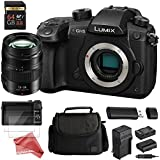 PANASONIC LUMIX GH5 4K Mirrorless Digital Camera ESSENTIAL Starter DigitalAndMore Bundle (Includes GH5 Body + PANASONIC LUMIX G X 12-35mm VARIO II PROFESSIONAL LENS)