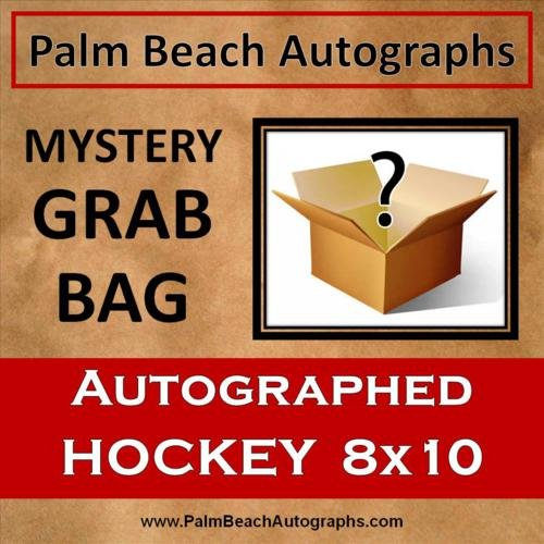 MYSTERY GRAB BAG - NHL Hockey Autographed 8x10 Photo