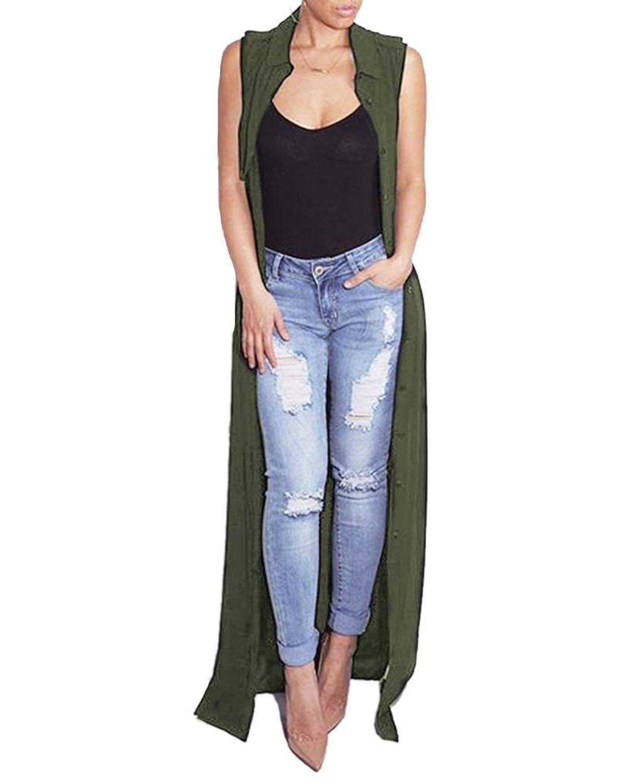 Pure Beauty PureBeauty Women's Long Sleeve Cover Up Lightweight ...