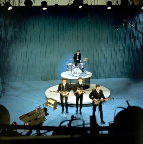 The Beatles Ed Sullivan 12 X 12