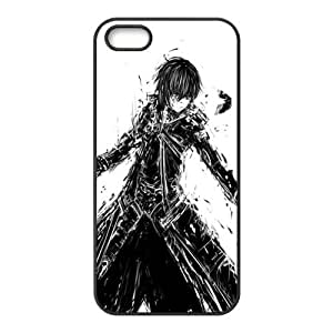 Fashion Sword Art Online Personalized iPhone 5c 5c Rubber Silicone Case Cover