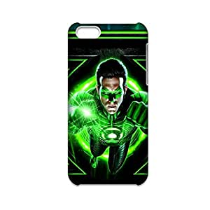 Generic For 5C Iphone Funny Back Phone Cover For Girls Custom Design With Green Lantern Choose Design 1-1