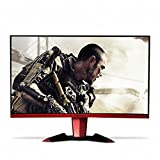 Hansung ULTRON 3267 CURVED 32 Inch FHD Curved Gaming Monitor (1920 x 1080) PVA, 144Hz, 1ms, Flicker Free, Low Blue Light, AMD FreeSync, CrossHair, DVI, HDMI, DP For Sale