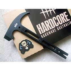 Hardcore Hardware Australia MFE01 Tactical Tomahawk Black G-10