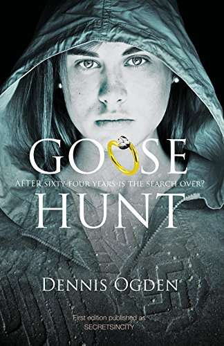 Book: GOOSE HUNT by Dennis Ogden