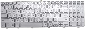 New Keyboard Replacement for Dell Inspiron 15-7000 Series 15 7000 7537 P36F 0KK7X9 V143625AS1 NSK-LG0LN-A00 US Backlight