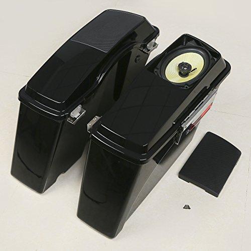 Saddle Bag Speaker Lids - 6