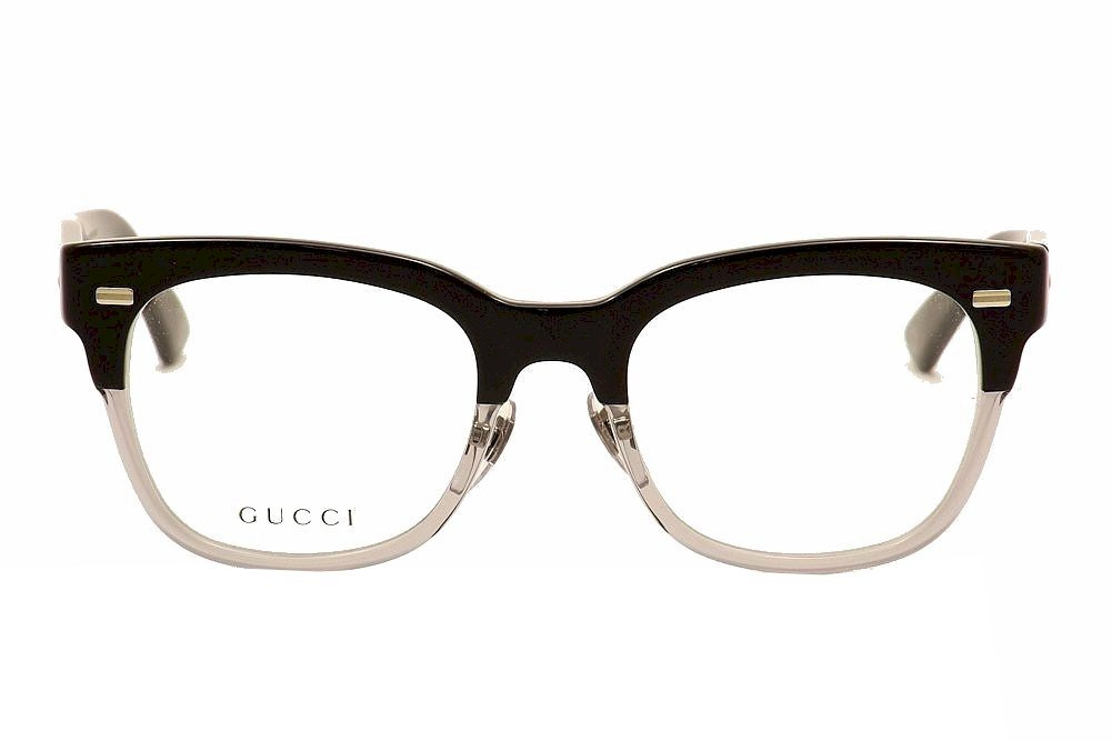 Amazon.com: Gucci eyeglasses GG 3747 X9H Acetate Black - Crystal: Shoes