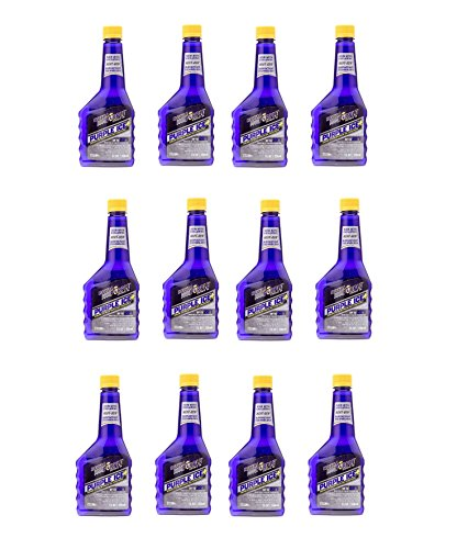 Royal Purple 01600 Purple Ice High Performance 2-in-1 Radiator Coolant Additive - 12 oz Bottles (Case of 12) by Royal Purple