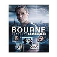 La última colección de Bourne [Blu-ray]
