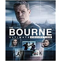 The Bourne Ultimate Collection Box Set on Blu-ray