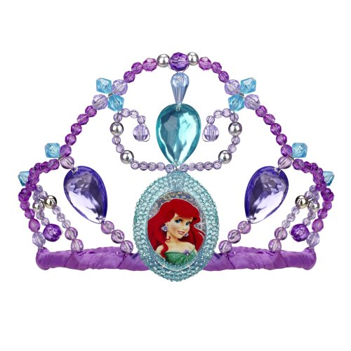 Disney Princess Bling Ball Ariel Tiara ()