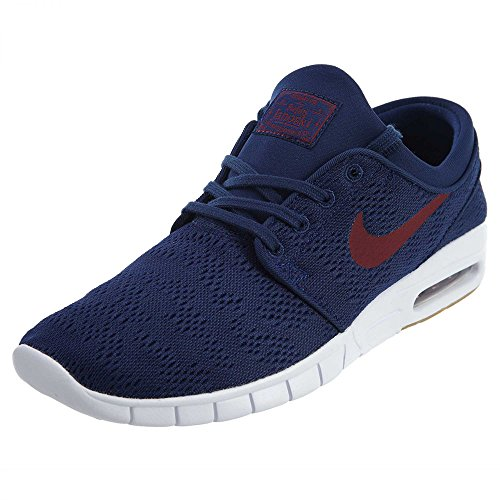 100% guaranteed cheap price Stefan Janoski Max Binary Blue/Team Red-whiteSneakers - 6.5 D US official sale online official shop offer for sale clearance get to buy zgCLmKr