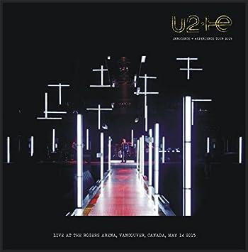 U2 Live In Canada 2015 2CD set in DigiPak Innocence