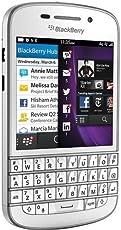 Sprint BlackBerry Q10 LTE SQN100-4 (RIM Newark) vs  Samsung