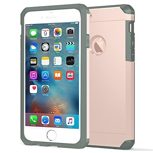 IFCASE Protection Silicone Rose Gold product image