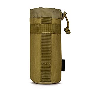 FLYHAWK Tactical Molle Water Bottle Holder Belt Bottle Carrier£¬Kettle Bag pouch