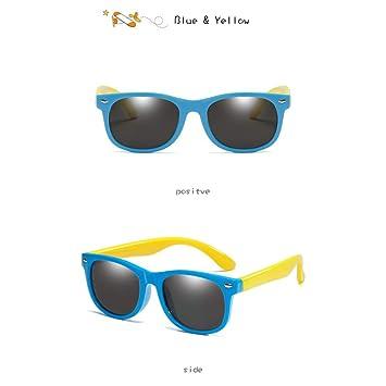 CCGSDJ Nuevos Niños Polarizados Gafas De Sol Niños Niñas ...