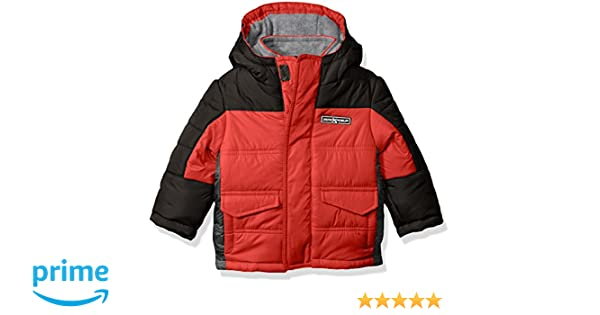 31fed2dcd Amazon.com  ZeroXposur Baby Boys  Warren Puffy Jacket