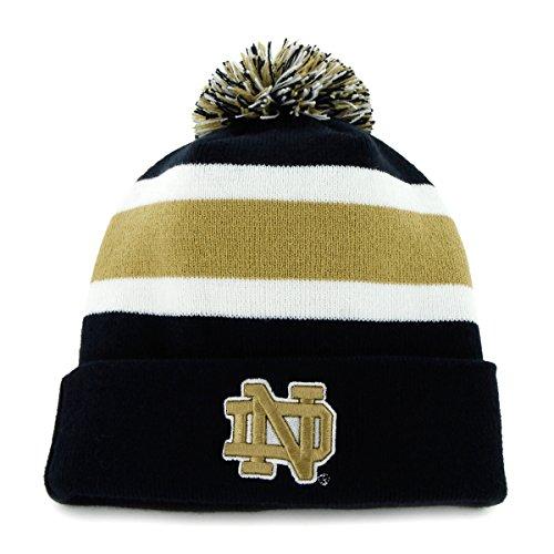 NCAA Notre Dame Fighting Irish '47 Breakaway Cuff Knit Hat, One Size Fits Most, Navy